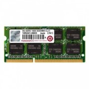 Memorie Laptop Transcend TS512MSK64W3N 4GB DDR3 1333MHz CL9 SODIMM
