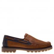 Gill kék camel férfi cipő