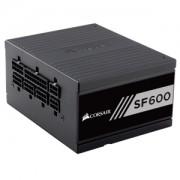 Sursa Corsair SF600, SFX, 600W, 80+ Gold, modulara, PFC activ, CP-9020105-EU