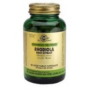 Solgar Rhodiola Root 60 Capsules