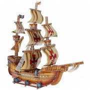 3D Modelo de barco hecho a mano en miniatura de juguete - Corsario