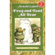 Frog and Toad All Year, Paperback/Arnold Lobel