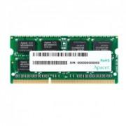 Memorie Laptop Apacer DV.08G2K.KAM 8GB DDR3 1600MHz CL11 SODIMM