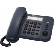 Telefon analogic Panasonic KX-TS520FXC Negru