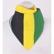 Bandana / boerenzakdoek met de vlag van Jamaica