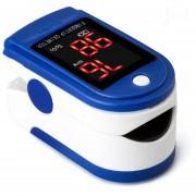 Oximetro Saturometro Bpm Mide Pulso Y Oxigenación Nuevo