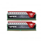 PATRIOT PVE432G240C5KRD kit ddr4 viper elite 32gb (2x16gb) 2400mhz cl15 - red