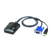 Adattatore Crash Cart Console KVM USB per Laptop, CV211