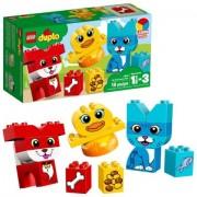 Lego Duplo – Primele mele animalute (10858)