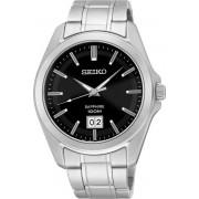 Seiko SUR009P1 horloge heren - zilver - edelstaal