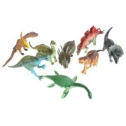 "8 Piece Large Assorted Dinosaurs - Toys 6-7"" Large Size Dinosaur Figures"