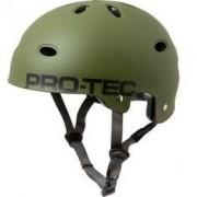 Pro-Tec Helmets Pro-Tec B2 SXP Hjälm (Färg: OD, Hjälmtyp: BMX/Street/Park, Storlek: S)