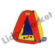 Cort de joaca pentru copii 82x82x102 cm
