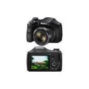 Câmera Digital Sony DSC-H300 20.1 MP Zoom 35x Cartão de memória 8GB