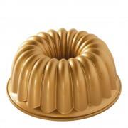 Nordic Ware Bakform Elegant Party Gold