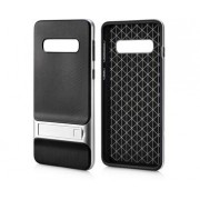 Andersson Soft Case w/ Silver edge for Samsung Galaxy S10