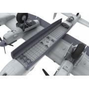 Airfix kit aeromodele 8013 avion avro lancaster bi(f.e.)/biii scara 1:72