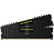 Corsair Vengeance Lpx 32Gb(16Gb x 2) DDR4-4000 (pc4-31999) CL19 1.35v Desktop Memory Module with Black low-profile heatsink + Vengence Airflow memory cooler