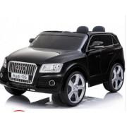 Automobil na baterije sa licencom Audi Q5 crni (DEL-Q5B)