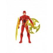 DCShoe Justice League, The Flash figur med 2 st tillbehör