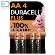 Duracell Plus Power MN1500 AA LR6 NEW Bl4 1 db ceruza elem