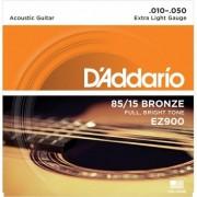 D'addario EZ900 -American E. Light [10-50]