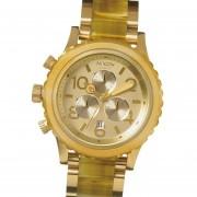 Reloj Nixon A0371423 Dorado 20 Atm