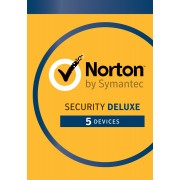Norton Security Deluxe 5-Gerate 1 Jahr