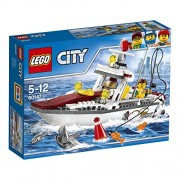 Lego Fishing Boat, Multi Color
