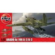 Kit constructie si pictura avion Arado Ar196 A-2A-3