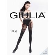 Heltäckande strumpbyxa i stockings-look Pari 21 från Giulia nero L