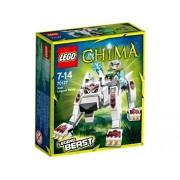 Lego Chima Wolf Legend Beast, Multi Color