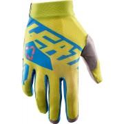 Leatt GPX 2.5 X-Flow Handschuhe Grün Blau M