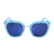 Ochelari de soare dama Fashion Bleu