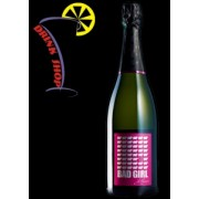 Vin Thunevin Bad Girl Cremant de Bordeaux 0.75L