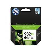 HP Cartucho de tinta Original HP 932XL de alta capacidad Negro para HP OfficeJet 7110, 6100, 7612, 6600, 6700 Premium
