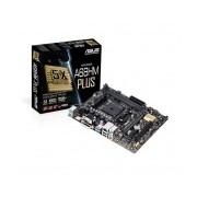 Tarjeta Madre ASUS micro ATX A68HM-Plus, S-FM2+, AMD A68H, USB 2.0/3.0, 32GB DDR3, para AMD