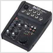 Kompaktný 5-kanálový mixpult ZMX52 Alto
