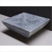 forzalaqua Waschbecken Naturstein SIRACUSA (40 cm) Marmor, 100011