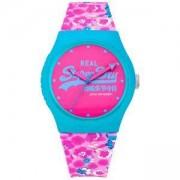 Дамски часовник Superdry - Urban Floral, SYL169UP