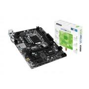 Matična ploča MSI LGA1151 H110M ECO DDR4/SATA3/GLAN/7.1/USB3.1
