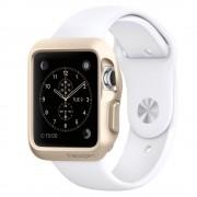 Spigen Slim Armor Skal till Apple Watch 38mm - Guld