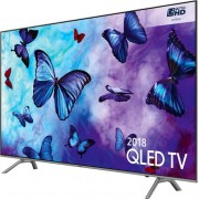 Samsung Qe49q6fn Tv Led 49 Pollici 4k Ultra Hd Hdr Digitale Terrestre Dvb T2 / S2 Smart Tv Internet Tv Dlna Mirroring Wifi Diretto - Qe49q6fn (Garanzia Italia)