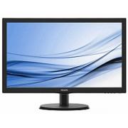 "Monitor Philips 21.5"", 223V5LSB/00, 1920x1080 mat, LCD LED, TN, 5ms, 170/160º, VGA, DVI-D, crna, 24mj"