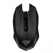 Геймърска мишка TRUST GXT 115 Macci Wireless, 2400 DPI, черен, 22417