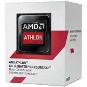 AMD CPU Kabini Athlon X4 5150 (1.6GHz,2MB,25W,AM1) box, Radeon HD 8400
