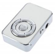 ER Oro USB De Apple Mini Clip De Reproductor De MP3 8 GB Blanco