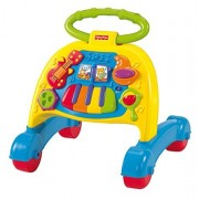 New! Fisher Price Brilliant Basics Musical Activity Walker (10+ Sounds & Tunes!)