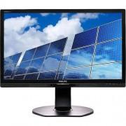 Monitor LED B-Line 221B6QPYEB/00, 21.5'' FHD, 5ms, Negru