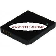 Bateria Panasonic DMW-BCF10E 940mAh 3.5Wh Li-Ion 3.6V